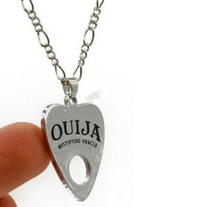 🧡 Ouija Board Planchette Necklace 🧡